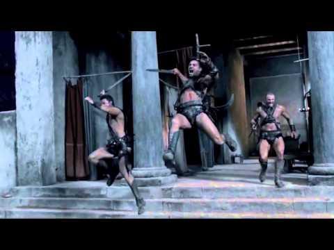 Spartacus Vengeance Season 2 Trailer 2015