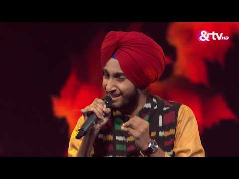 Parakhjeet Singh - Performance - Knock Out Round Episode 16 - January 29, 2017 - The Voice India Season2