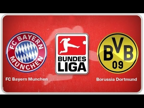 Bayern Munich vs Borussia Dortmund 0-3 all goals and highlights @ea.fifa15