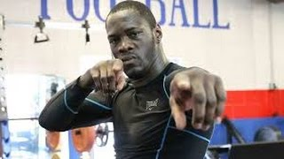 DEONTAY WILDER INTERVIEW
