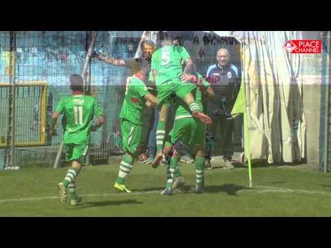 Copertina video Lecco-Piacenza 2-1, highlight