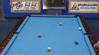 Billiards Pool U.S. Open 9-Ball: Strickland V. Bustamante