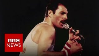 Freddie Mercury in his own words - BBC News