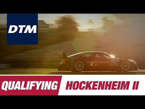 DTM - Hockenheim II 2013 - Qualifying (Re-Live)
