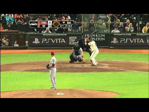 Matt Cain Perfect Game [Full Game HD]