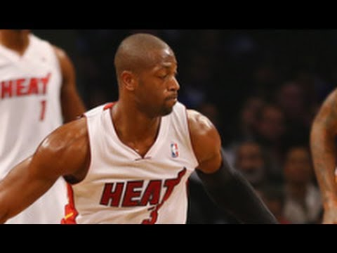 Dwyane Wade praises Paul Pierce and talks about Miami HEAT's loss to the Brooklyn Nets