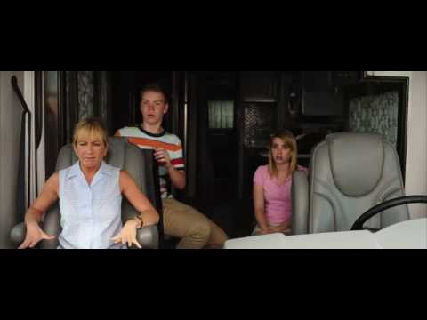 We're The Millers -- Red Band trailer -- Official Warner Bros. UK