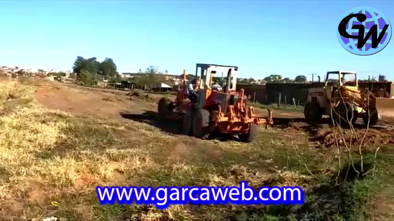 Começam as obras da CDHU em Garça