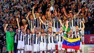 WE WON AGAIN! JUVENTUS, COPPA ITALIA CHAMPIONS!