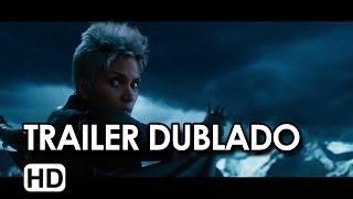 X-Men: Dias De Um Futuro Esquecido Trailer Dublado (2014) HD