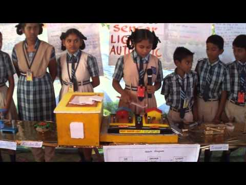 Ayyanna school science exhibition- 2 on Feb28th 2014