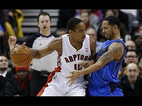 2014 All-Star Top 10: DeMar DeRozan