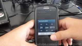 Como Configurar La Fecha Y La Hora En Samsung Galaxy S3