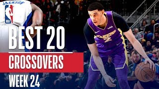 Best 20 Crossovers From Week 24 of the NBA Season (James Harden, Lonzo Ball, Jeff Teague and More!)