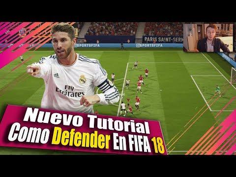 Como Defender en FIFA 18 TUTORIAL - Trucos y Tips Para Defender Mejor Luego Del PATCH