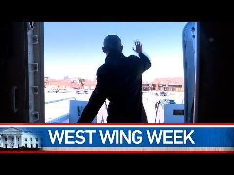 West Wing Week 1/31/14 or,