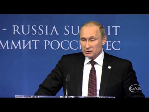 Putin: Russia will support Ukraine regardless of government