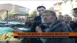 Basha n Kor Bujqsia n kolaps  Top Channel Albania  News  L
