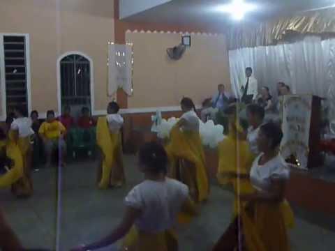 COREOGRAFIA A Igreja Vem _ Anderson Freire