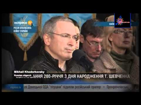 Khodorkovsky claims Russia was complicit in Kyiv police violence   euronews, world news