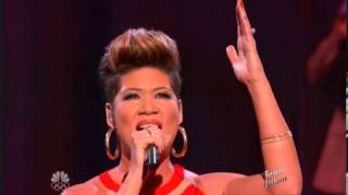 Tessanne Chin I Have Nothing