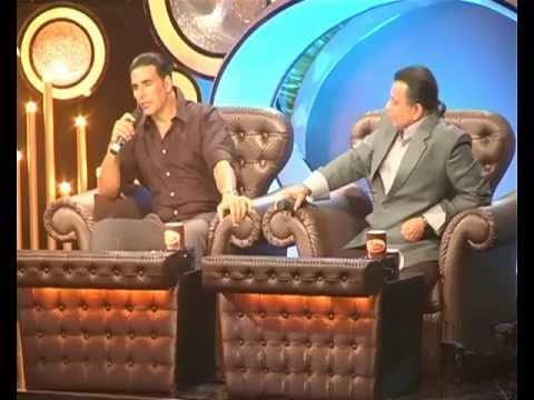 Akshay Kumar promotes the film ''Boss'' with Mithun Chakraborty with Zee Tv's new show ''Dance Ka Ta