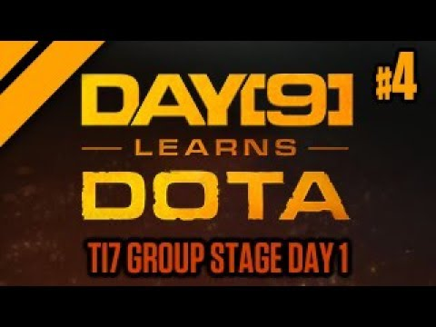 Purge and Day[9] watch TI7 Group Stage Day 1 - P4