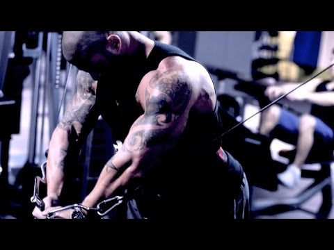 East Coast Muscle Motivation 2. TRAIN PAST THE PAIN.