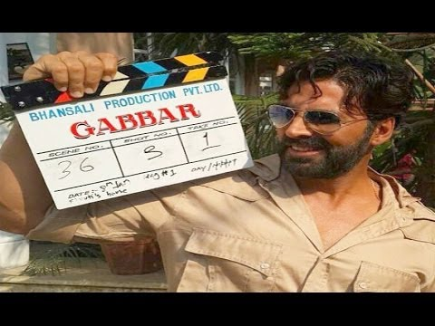 Gabbar First Look | Akshay Kumar And Shruti Hassan