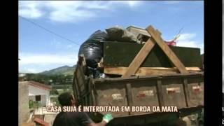 MP pede interven��o da justi�a e manda limpar sujeira de casa no Sul de Minas