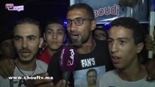 بالفيديو..مُعجب من نوع آخر بالفنان الشعبي عبد الله الداودي ..شوفو أشنو قال |