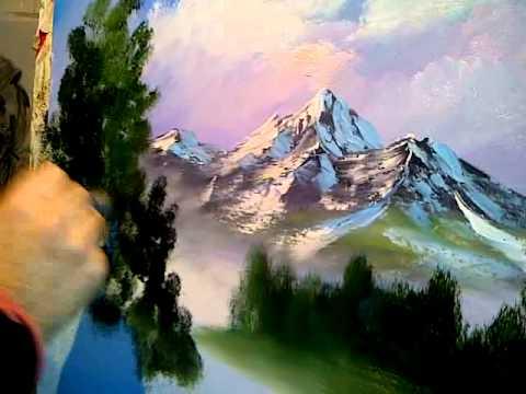 Ressam Abbas Culfali (yagli boya)