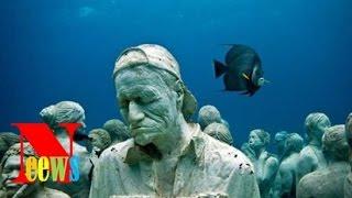 Top những thứ siêu đáng sợ được tìm thấy dưới đại dương