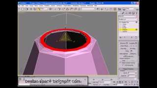 Italian coffee maker 3d max Modelling - 3D Model coffee pot view on youtube.com tube online.