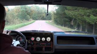 Ford Granada 5.0 supercharger v8 (1080p)