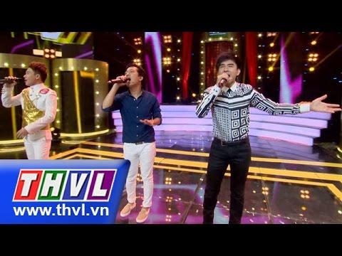 THVL | Ca sĩ giấu mặt - Tập 17:  Vòng bán kết 2 | Ngôi sao bay - Đan Trường, Hoàng Thịnh