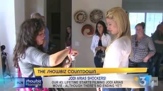 Behind The Scenes Of The Jodi Arias Lifetime Movie!