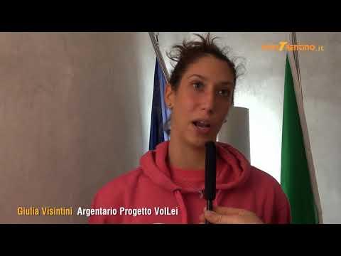 Copertina video Giulia Visintini (Argentario VolLei)