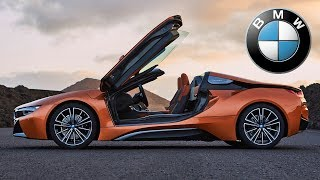 BMW i8 Roadster (2018) Ready to fight Tesla Roadster?. YouCar Car Reviews.