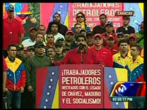 Maduro aseguró que Leopoldo López será trasladado a cárcel fuera de Caracas