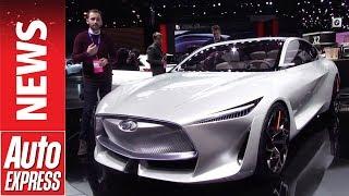 Infiniti Q Inspiration Concept dazzles at Detroit Motor Show. Auto Express.