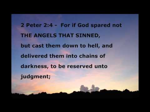 The Angels that sinned Part VIII