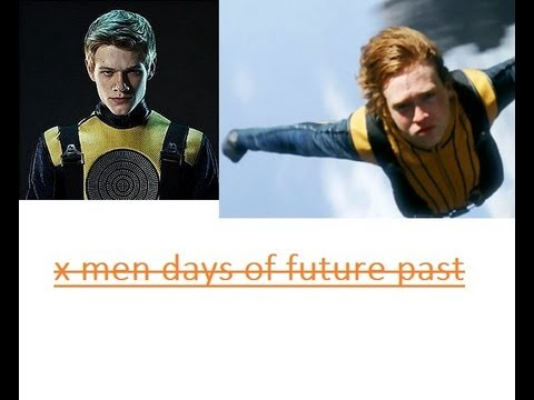 Men  Days of Future Past   Lucas Till discusses Havok roleX Men Days Of Future Past Banshee