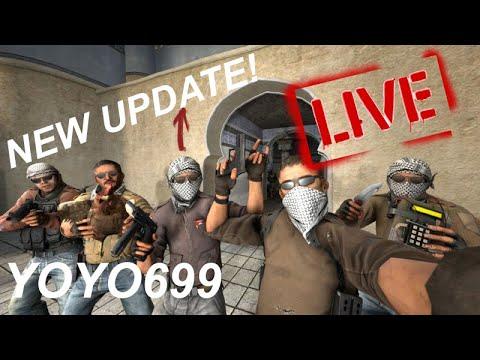 CS GO - NEW UPDATE! | CS:GO Competitive Gameplay