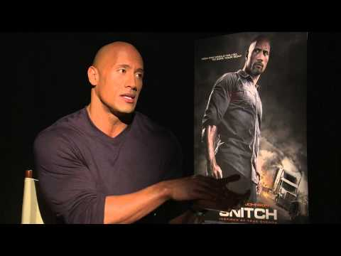 'Snitch' Dwayne Johnson Interview