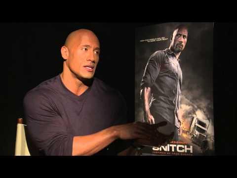 'Snitch' Dwayne Johnson Interview