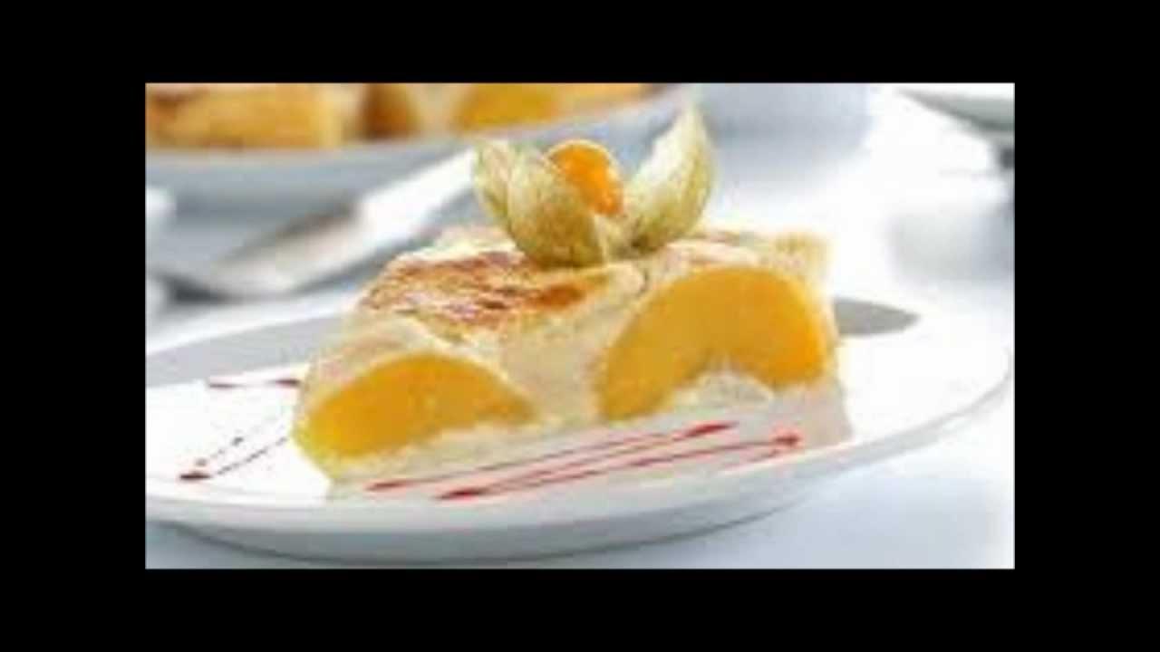 Como hacer una torta fria de melocotones youtube - Como hacer melocoton en almibar ...