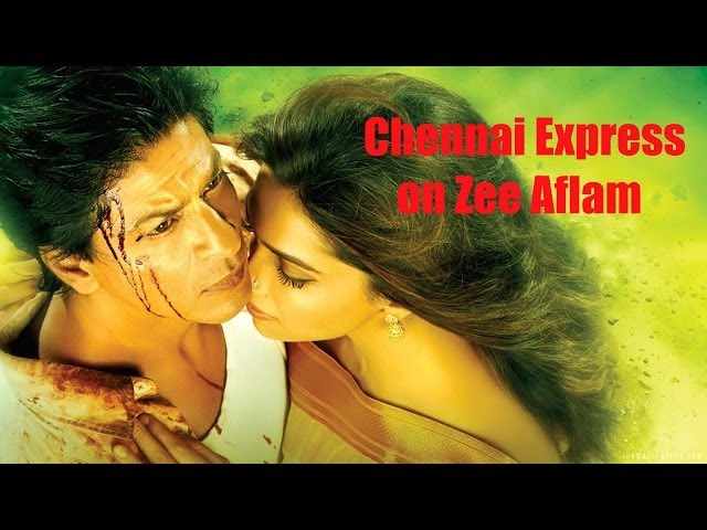 Chennai Express I Exclusive Premiere I on Zee Aflam I 10th Nov, 7PM GMT I PROMO - II