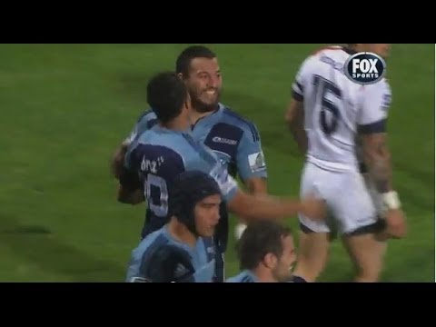 Rugby HQ: Top 7 Post Try Celebrations  | Super Rugby Video Highlights - Rugby HQ: Top 7 Post Try Cel