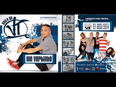 MC VERTINHO - CD COMPLETO ARROCHA FUNK - PROMOCIONAL 2014